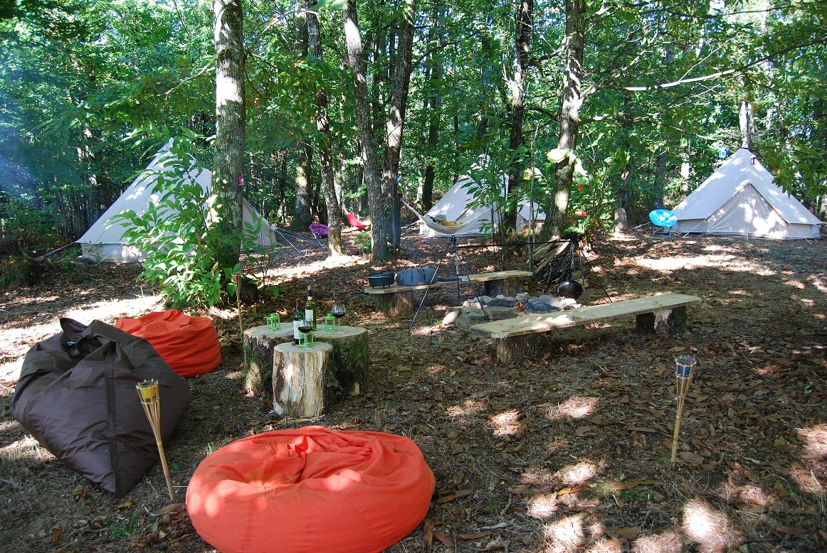 Glamping and Camping Site